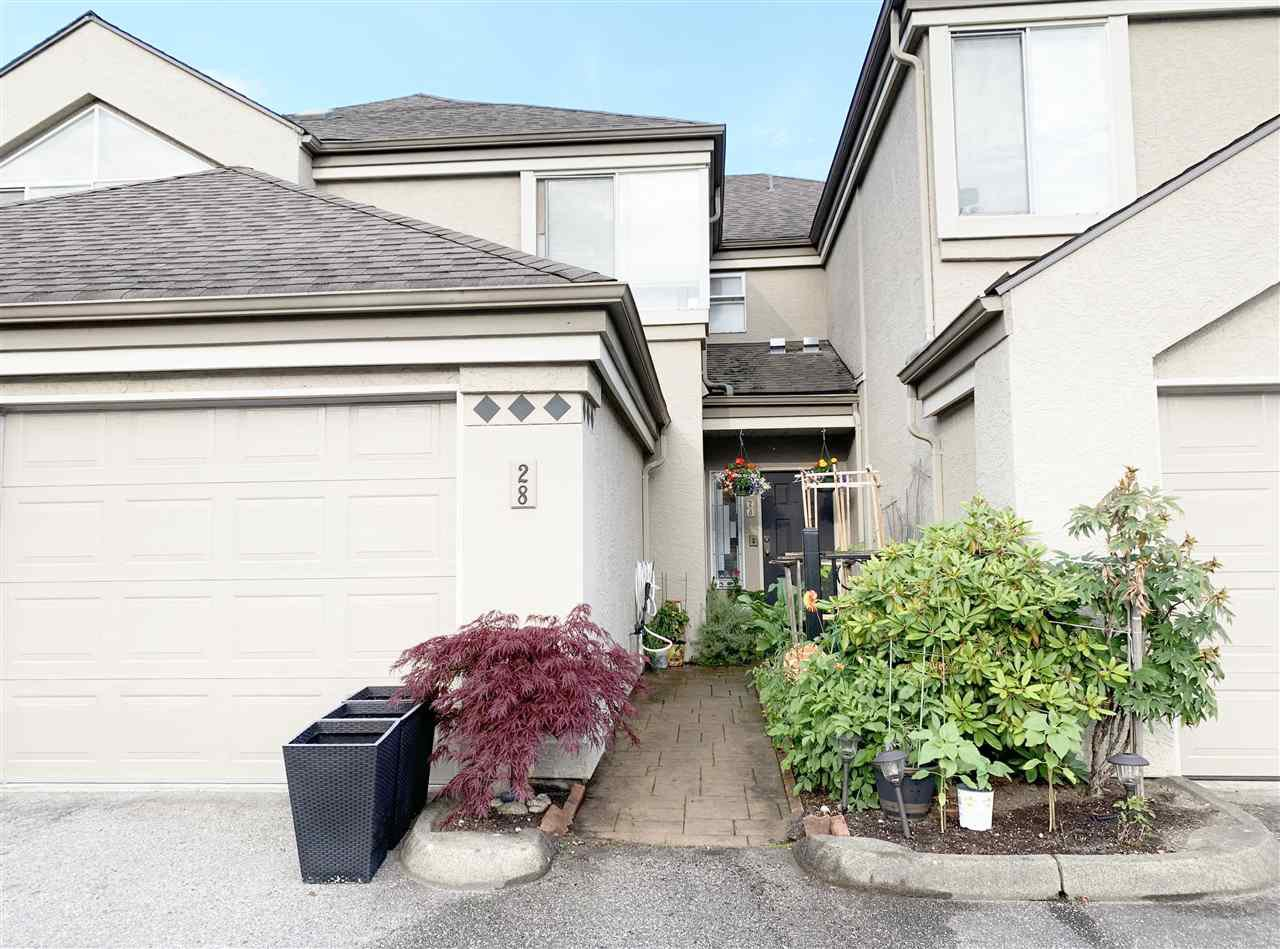 "Main Photo: 28 9800 KILBY Drive in Richmond: West Cambie Townhouse for sale in ""Deserts Oaks"" : MLS®# R2472654"