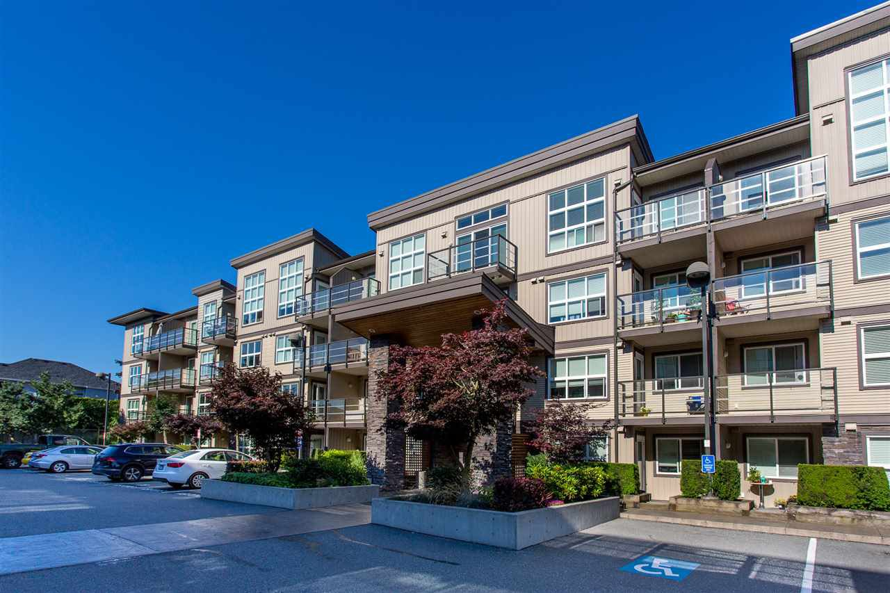 """Main Photo: 202 30525 CARDINAL Avenue in Abbotsford: Abbotsford West Condo for sale in """"Tamarind"""" : MLS®# R2472892"""