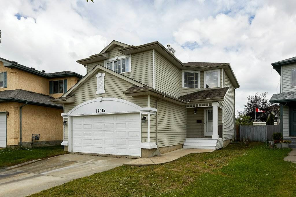 Main Photo: 14915 129 Street in Edmonton: Zone 27 House for sale : MLS®# E4206703