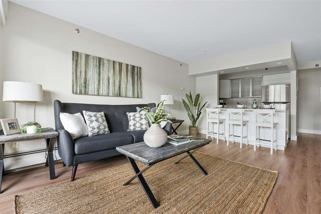 Main Photo: 302 1549 KITCHENER Street in Vancouver: Grandview Woodland Condo for sale (Vancouver East)  : MLS®# R2479708