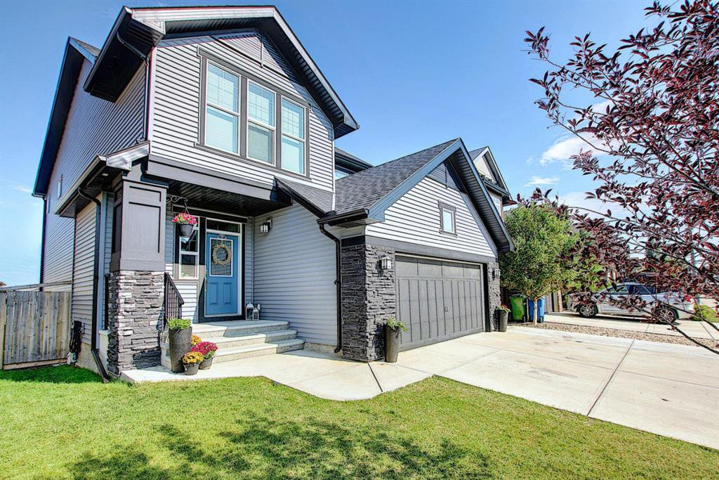 Main Photo: 228 COOPERS Hill SW: Airdrie Detached for sale : MLS®# A1019535