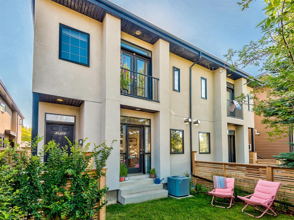 Main Photo: 1 3718 16 Street SW in Calgary: Altadore Row/Townhouse for sale : MLS®# A1029418