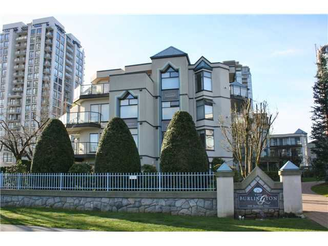 "Main Photo: 116 2978 BURLINGTON Drive in Coquitlam: North Coquitlam Condo for sale in ""THE BURLINGTON"" : MLS®# V939111"