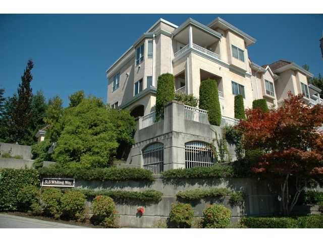 "Main Photo: 309 515 WHITING Way in Coquitlam: Coquitlam West Condo for sale in ""Brookside Manor"" : MLS®# V986528"