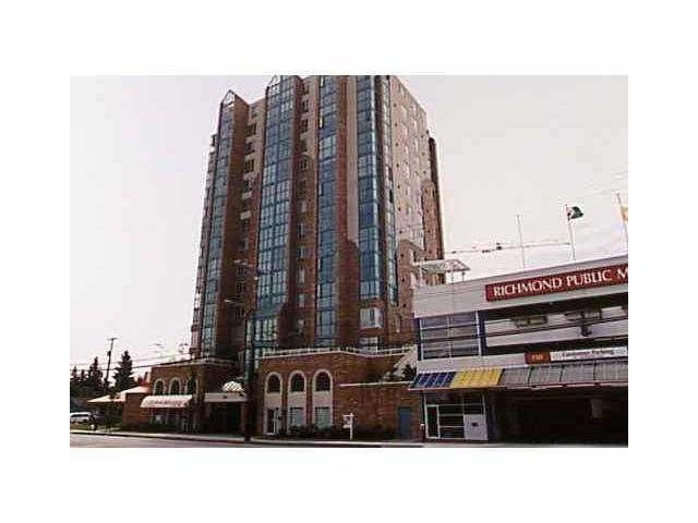 Main Photo: 801 8280 WESTMINSTER Highway in Richmond: Brighouse Condo for sale : MLS®# V989587