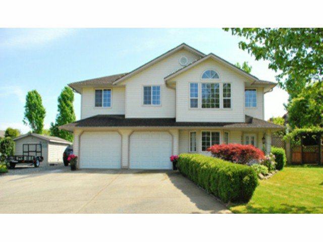 Main Photo: 2602 BLACKHAM Drive in Abbotsford: Abbotsford East House for sale : MLS®# F1304039