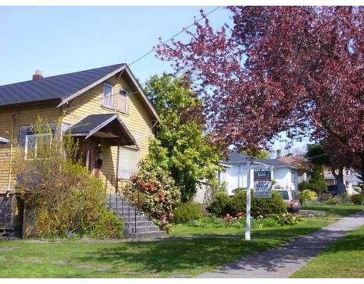 Main Photo: 4763 Moss Street in Vancouver: Collingwood Vancouver East House for sale (Vancouver East)  : MLS®# V704643