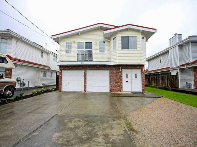 Main Photo: 216 BOYNE ST in New Westminster: Queensborough House for sale : MLS®# V1057891