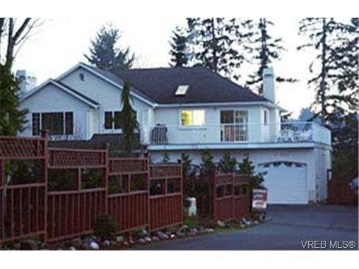 Main Photo: 869-3 Clarke Road in VICTORIA: CS Brentwood Bay Single Family Detached for sale (Central Saanich)  : MLS®# 171812