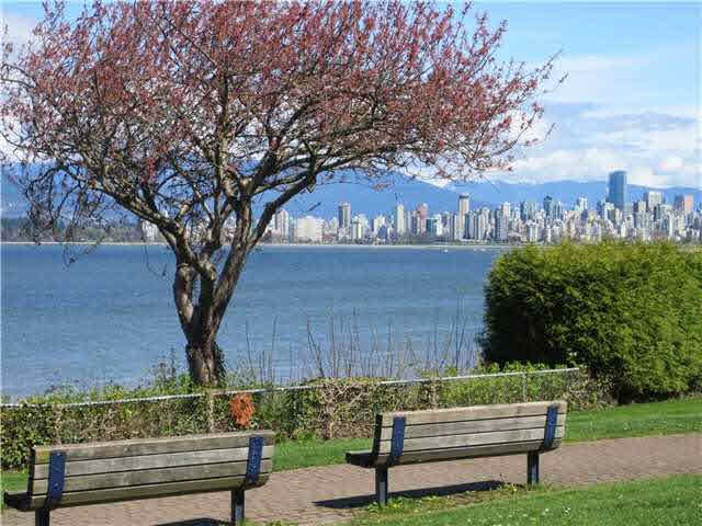 Just one block from Kitsilano Beach and Pool!