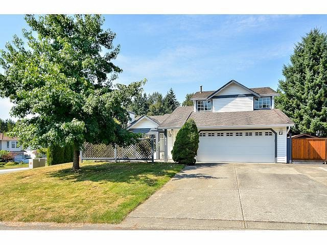 Main Photo: 8615 148A Street in Surrey: Bear Creek Green Timbers House for sale : MLS®# F1420742
