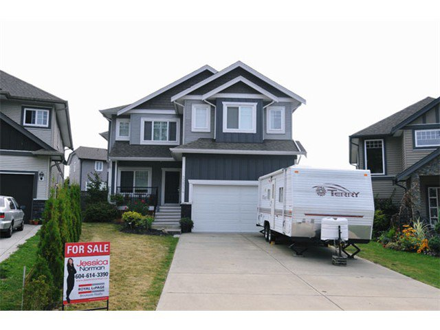 Main Photo: 32514 ABERCROMBIE Place in Mission: Mission BC House for sale : MLS®# F1420901