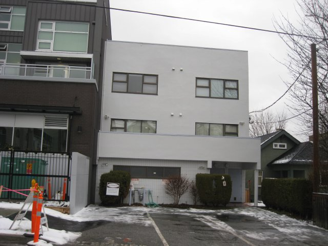 Main Photo: 3584 W 16th Ave in Vancouver: Home for sale