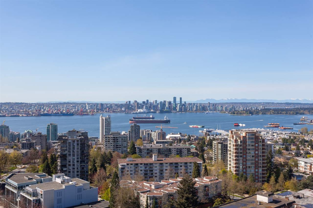 Main Photo: 1704 112 E 13TH STREET in North Vancouver: Central Lonsdale Condo for sale : MLS®# R2344832