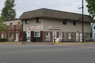 Main Photo: 27159 FRASER HIGHWAY in Langley: Retail for sale : MLS®# V4040438