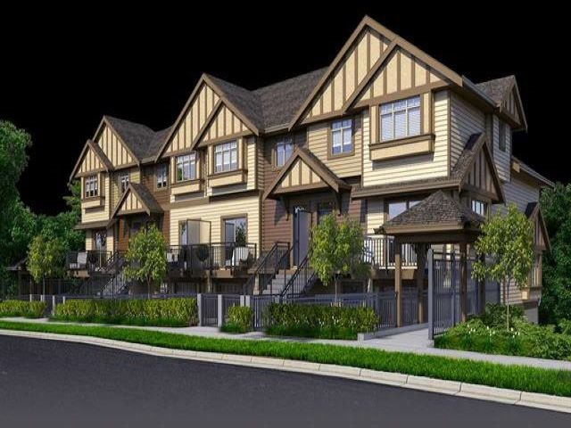 """Main Photo: 5 4033 DOMINION Street in Burnaby: Central BN Townhouse for sale in """"Parkview"""" (Burnaby North)  : MLS®# R2462520"""