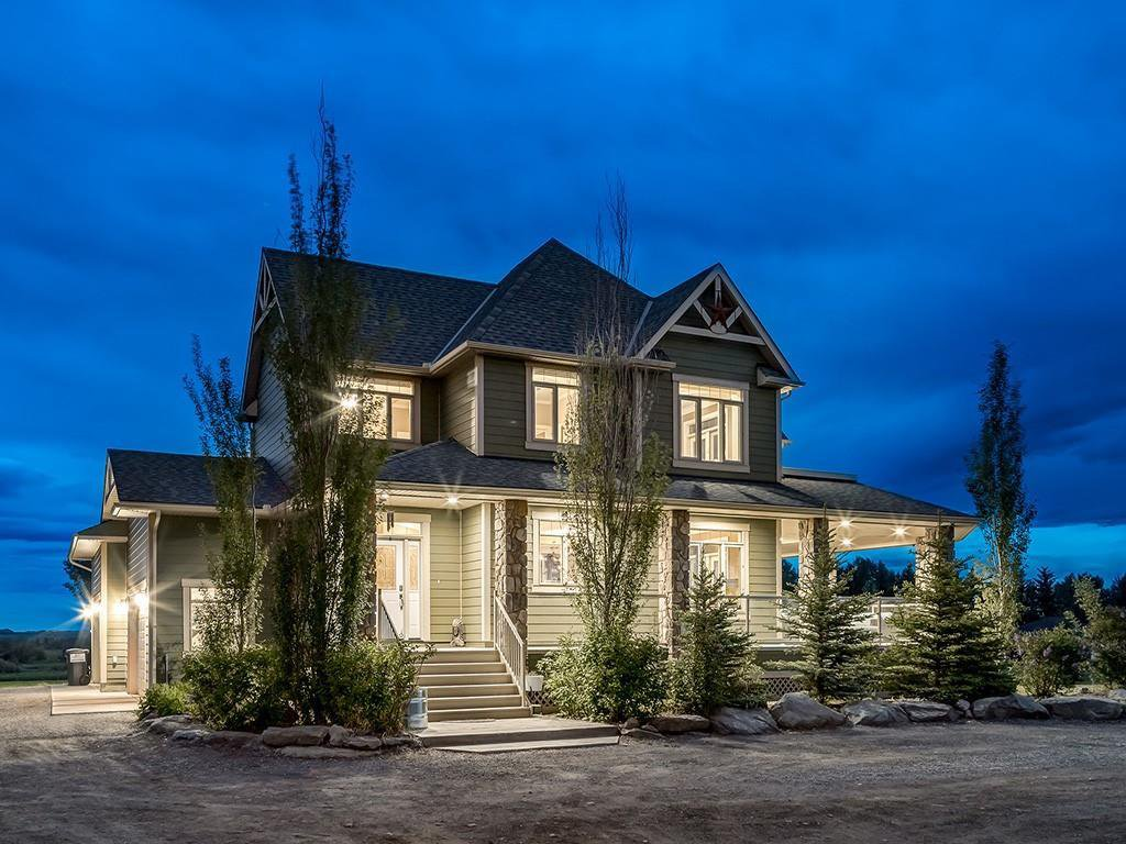 Main Photo: 25 344 Avenue W: Rural Foothills County Detached for sale : MLS®# C4304810