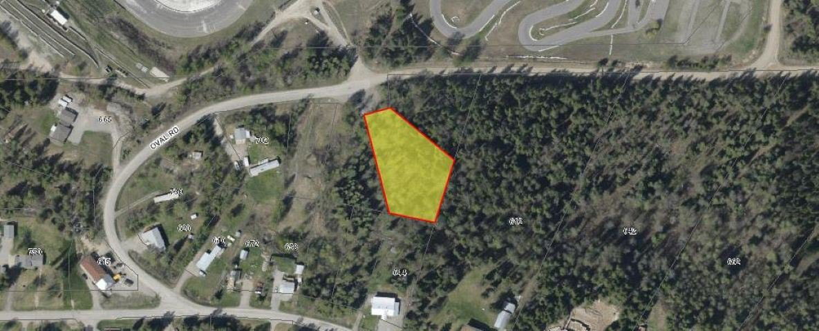 Main Photo: LOT 2 OVAL Road in Quesnel: Quesnel - Town Land for sale (Quesnel (Zone 28))  : MLS®# R2471612