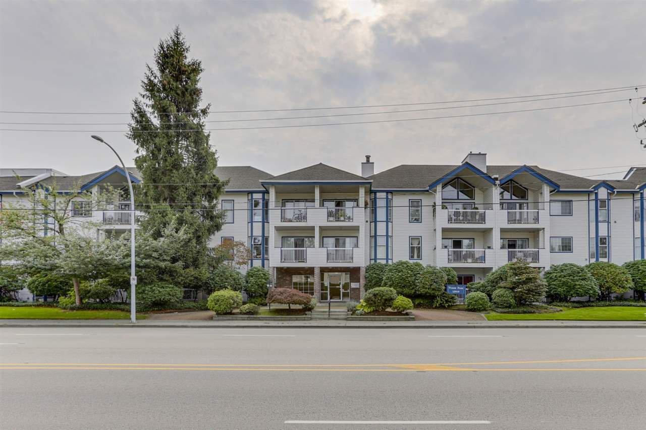 "Main Photo: 118 13918 72 Avenue in Surrey: East Newton Condo for sale in ""TUDOR PARK"" : MLS®# R2506329"