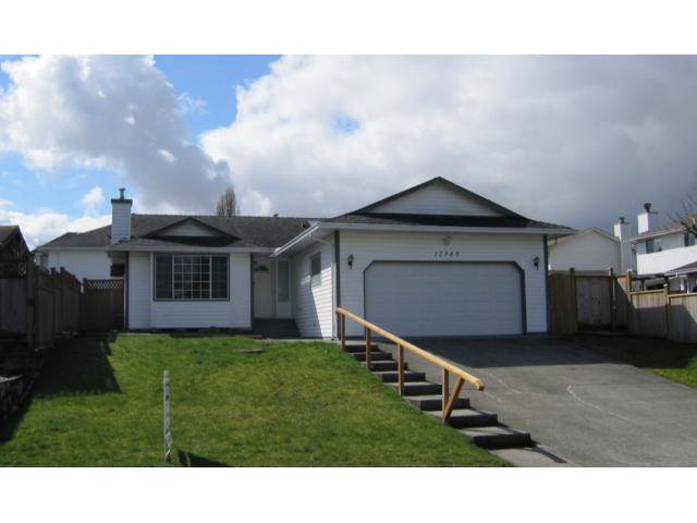 Main Photo: 12345 234TH Street in Maple Ridge: East Central House for sale : MLS®# V940941