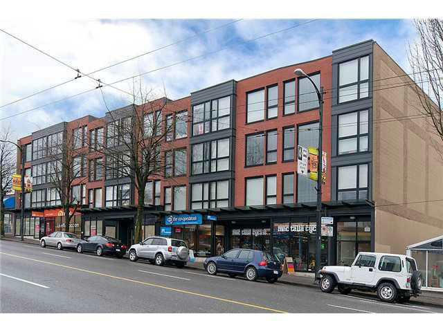 Main Photo: # 209 2636 E HASTINGS ST in Vancouver: Renfrew VE Condo for sale (Vancouver East)  : MLS®# V1039275