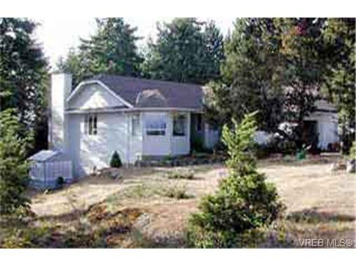 Main Photo: 662 Cains Way in SOOKE: Sk East Sooke Single Family Detached for sale (Sooke)  : MLS®# 218488