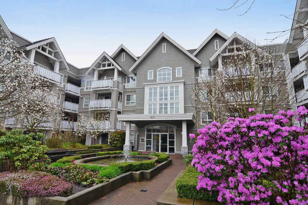 Main Photo: 403 8120 Jones Road in Richmond: Brighouse South Condo for sale : MLS®# V1124652
