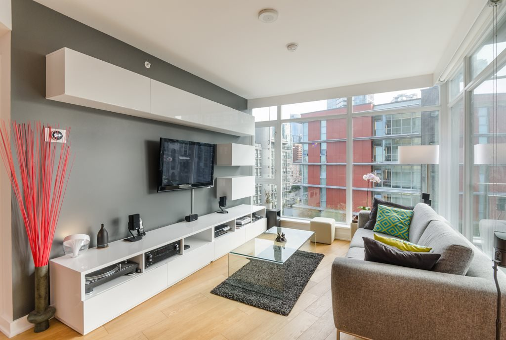 Main Photo: 1205 1372 SEYMOUR STREET in Vancouver: Yaletown Condo for sale (Vancouver West)  : MLS®# R2082760
