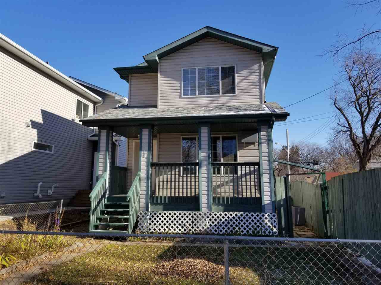 Main Photo:  in Edmonton: Zone 05 House for sale : MLS®# E4178608