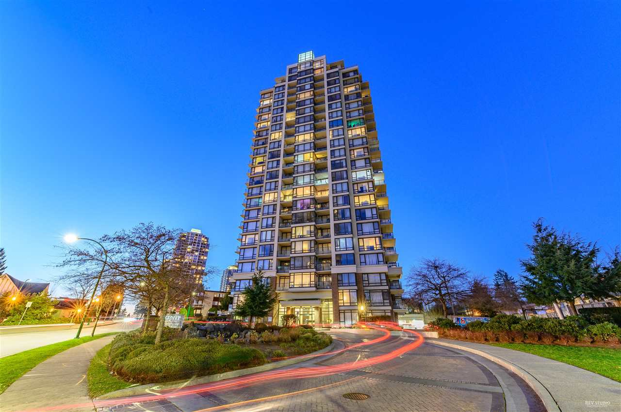 Main Photo: 2101 7325 ARCOLA Street in Burnaby: Highgate Condo for sale (Burnaby South)  : MLS®# R2422486