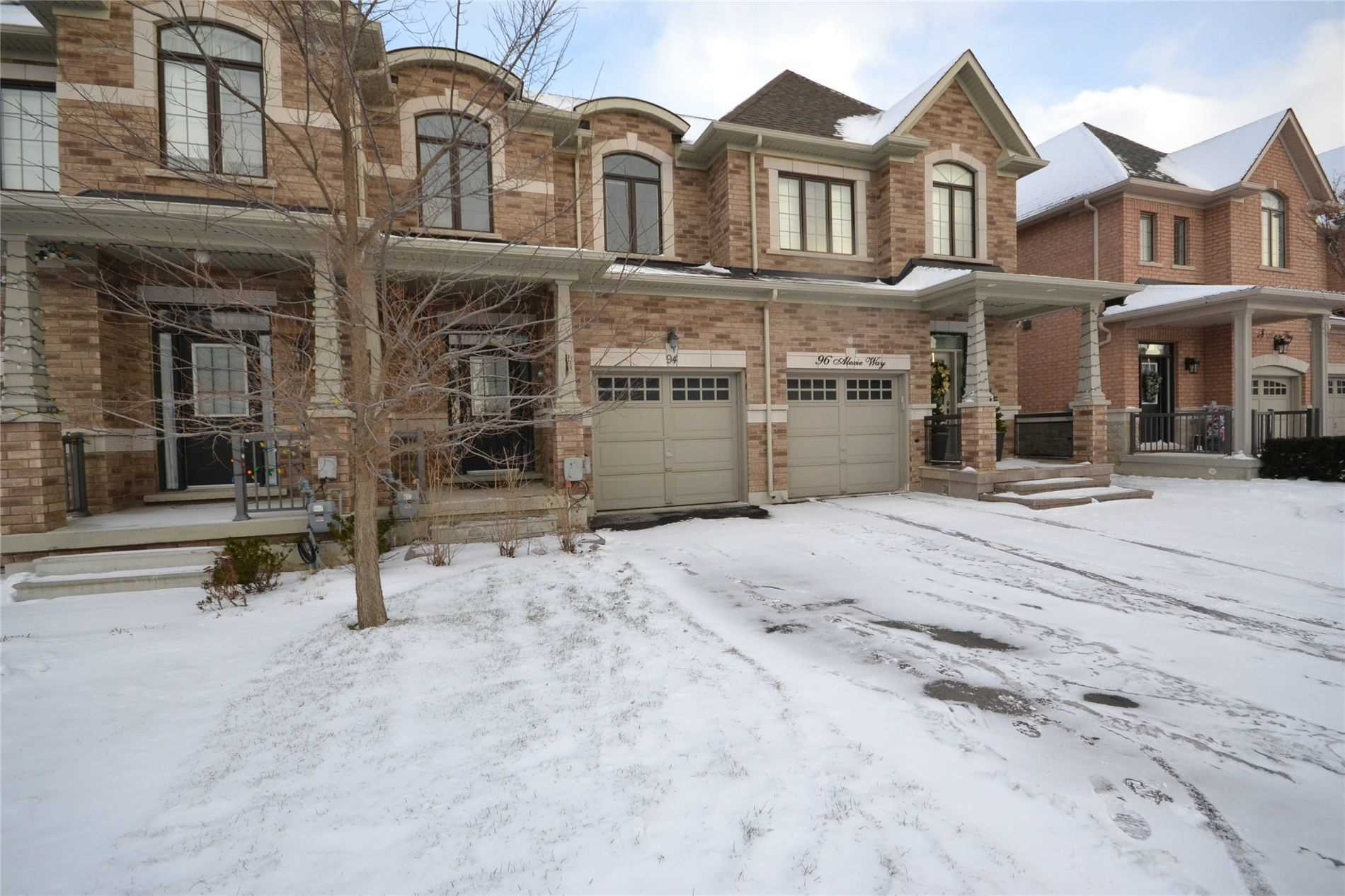 Main Photo: Alexie Way in Vaughan: Vellore Village House Steven & Marie Commisso Vaughan Real Estate Vaughan Condos