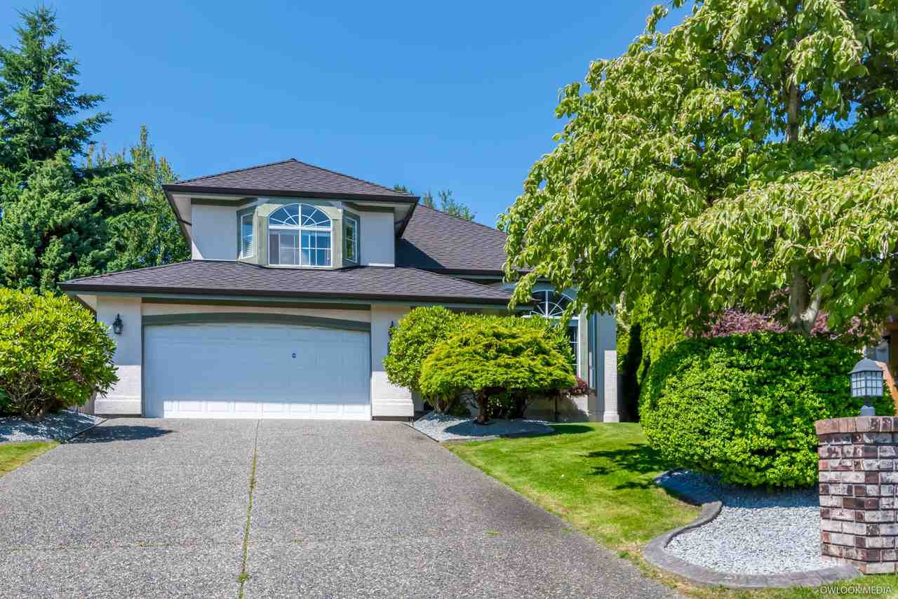 Main Photo: 2653 GRANITE Court in Coquitlam: Westwood Plateau House for sale : MLS®# R2477397