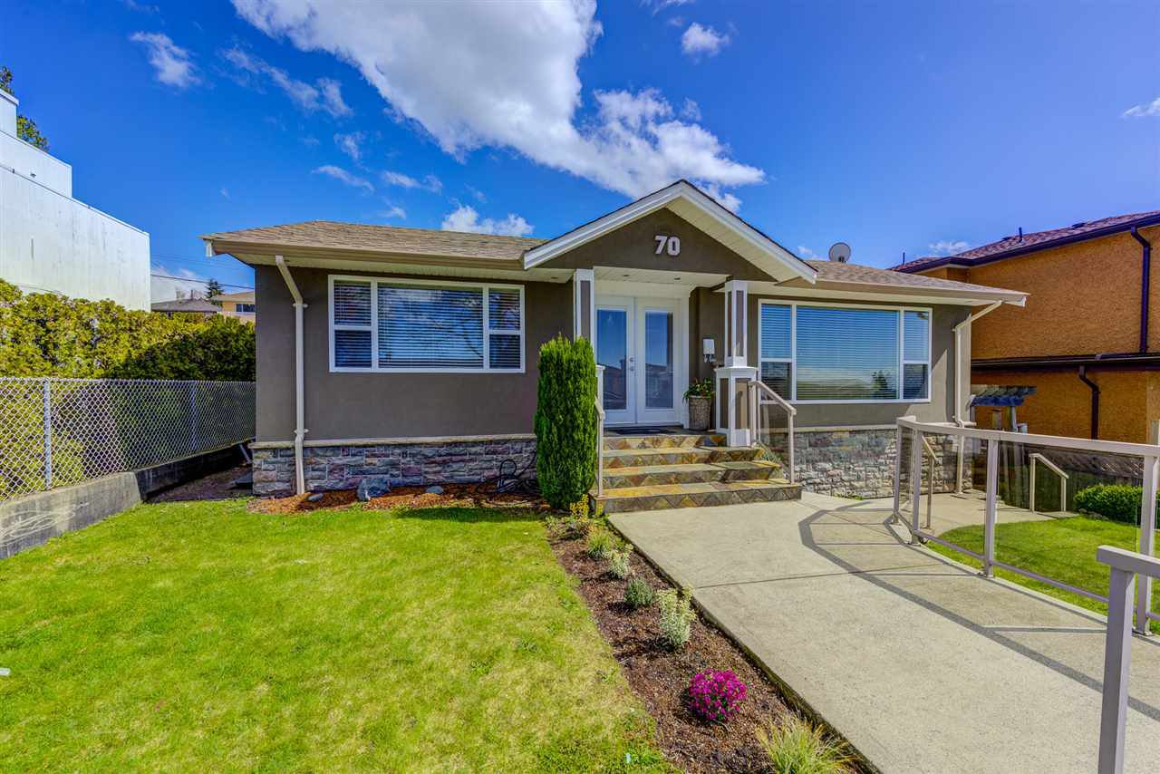 """Main Photo: 70 N RANELAGH Avenue in Burnaby: Capitol Hill BN House for sale in """"CAPITAL HILL"""" (Burnaby North)  : MLS®# R2478221"""