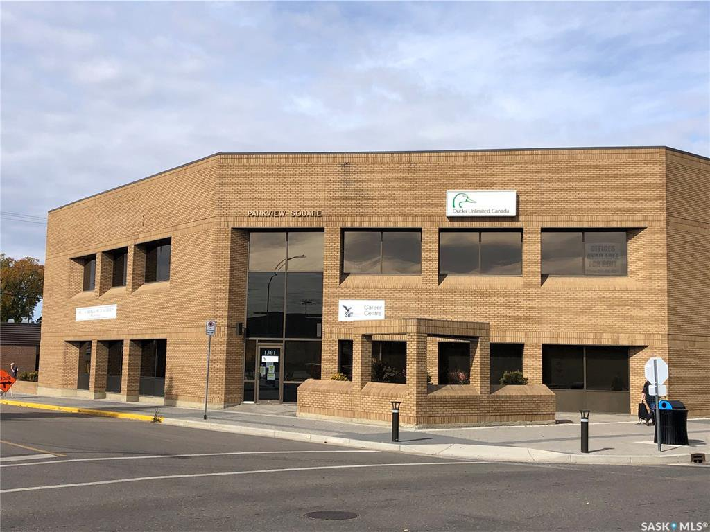 Main Photo: 200 1301 101st Street in North Battleford: Downtown Commercial for lease : MLS®# SK827951