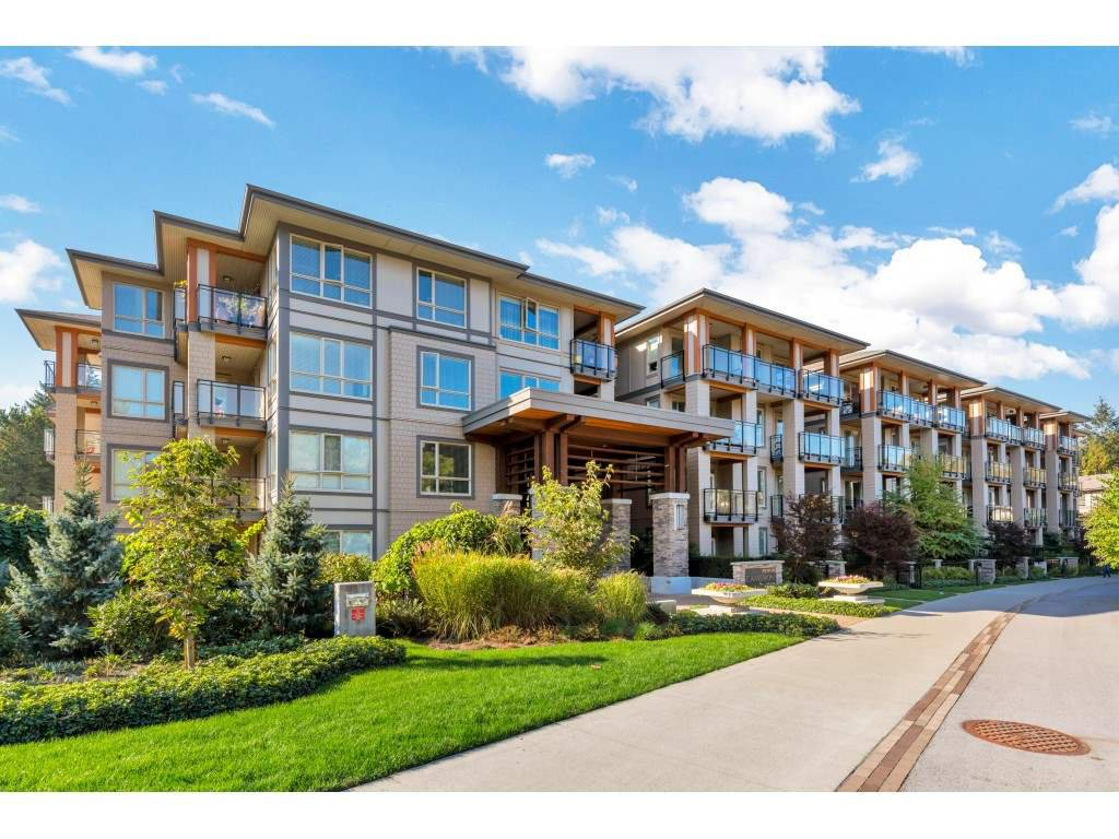 "Main Photo: 214 3399 NOEL Drive in Burnaby: Sullivan Heights Condo for sale in ""CAMERON"" (Burnaby North)  : MLS®# R2507538"