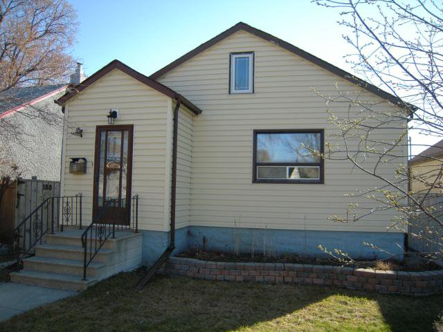 Main Photo: 188 Leila Avenue in Winnipeg: Residential for sale : MLS®# 1206099
