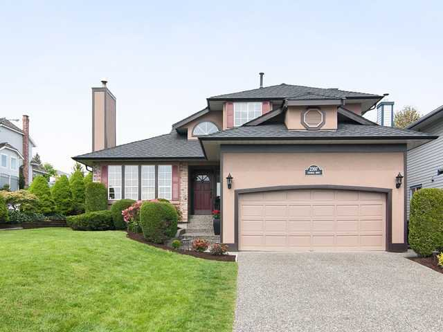 "Main Photo: 2397 COLONIAL Drive in Port Coquitlam: Citadel PQ House for sale in ""CITADEL HEIGHTS"" : MLS®# V948697"