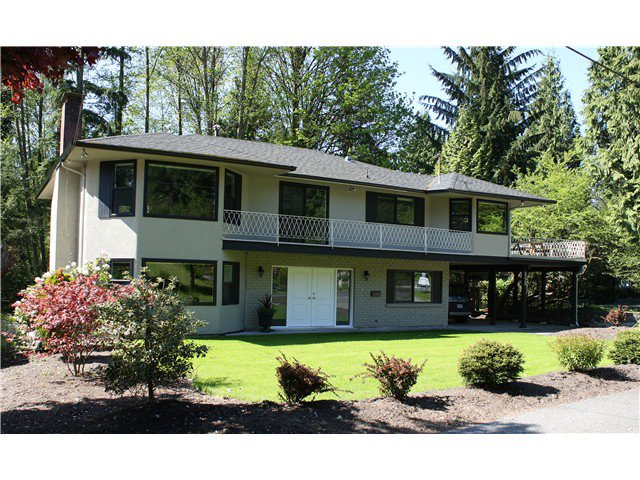 Main Photo: 890 WILDWOOD Lane in West Vancouver: British Properties House for sale : MLS®# V980661