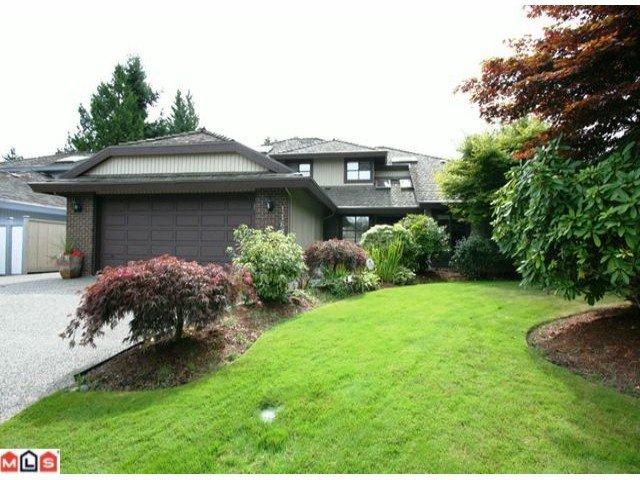 Main Photo: 11676 SUMMIT Crest in Delta: Sunshine Hills Woods House for sale (N. Delta)  : MLS®# F1221698