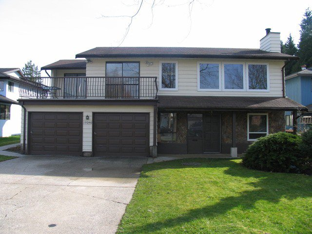 Main Photo: 15090 94TH AV in Surrey: Fleetwood Tynehead House for sale : MLS®# F1308434