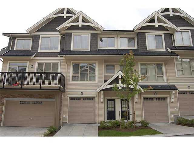 "Main Photo: 115 3105 DAYANEE SPRINGS Boulevard in Coquitlam: Westwood Plateau Townhouse for sale in ""WHITETAIL LANES @ DAYNEE SPRING"" : MLS®# V1009721"
