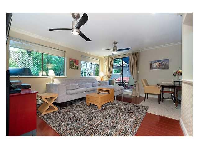 Main Photo: # 103 334 E 5TH AV in : Mount Pleasant VE Condo for sale : MLS®# V958008