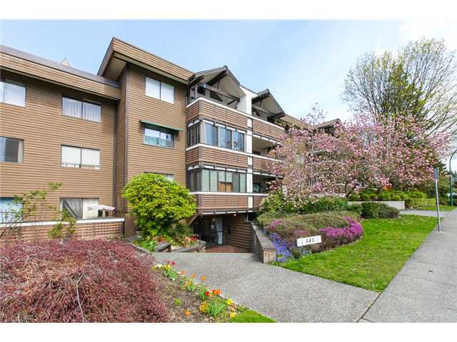 Main Photo: # 305 545 SYDNEY AV in Coquitlam: Coquitlam West Condo for sale : MLS®# V1000807