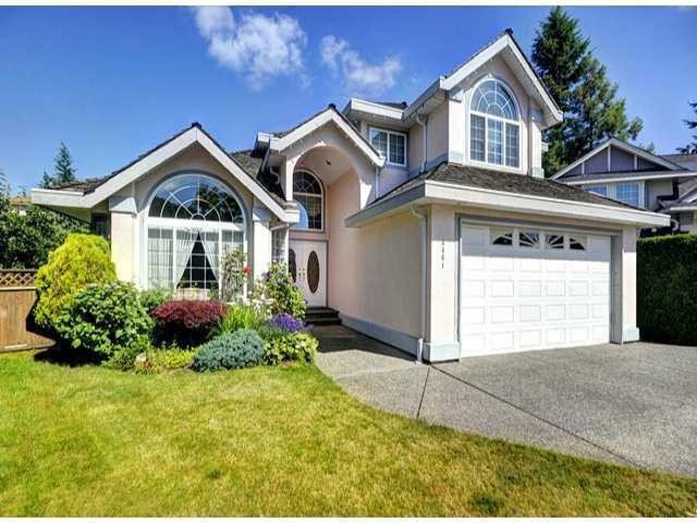 Main Photo: 4461 209A ST in Langley: Brookswood Langley House for sale : MLS®# F1403494