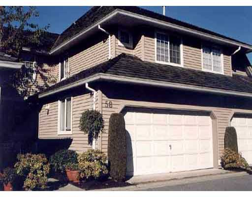 Main Photo: 58 2615 FORTRESS DR in Port_Coquitlam: Citadel PQ Townhouse for sale (Port Coquitlam)  : MLS®# V314550