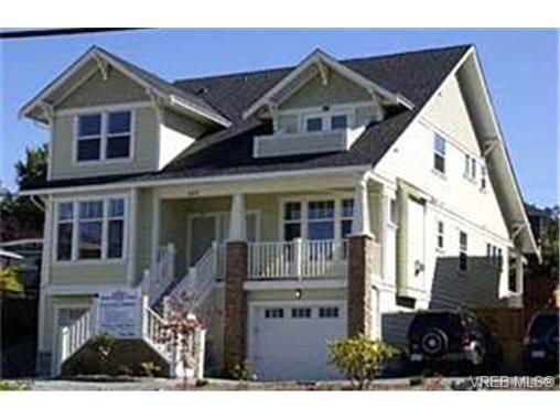 Main Photo: 1 665 Admirals Road in VICTORIA: Es Rockheights Strata Duplex Unit for sale (Esquimalt)  : MLS®# 216351