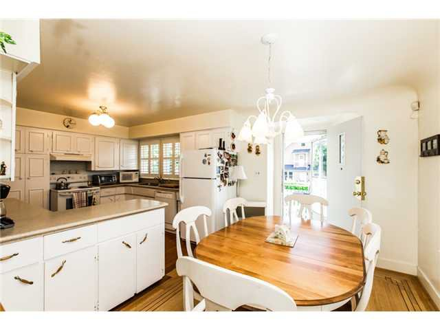 """Photo 5: Photos: 327 ARBUTUS Street in New Westminster: Queens Park House for sale in """"QUEENS PARK"""" : MLS®# V1081789"""