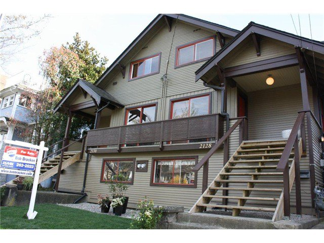 Main Photo: 2128 E PENDER ST in Vancouver: Hastings Multifamily for sale (Vancouver East)  : MLS®# V1056738
