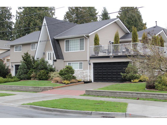 Main Photo: 6210 180TH ST in Surrey: Cloverdale BC House for sale (Cloverdale)  : MLS®# F1432805