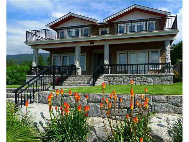 Main Photo: 1195 Lawson Avenue in West Vancouver: Ambleside House for sale : MLS®# v1101741